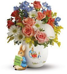 Peter Rabbit Bouquet