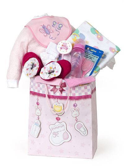gift ideas for new baby, baby gift bag, new baby gift