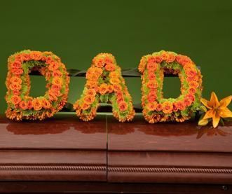 DAD Memorial Frame