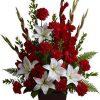 tribute flowers, sympathy flowers