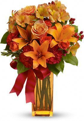Orange Crush Bouquet