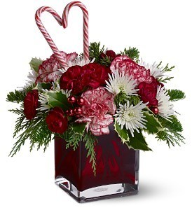 Holiday Sweetheart Bouquet