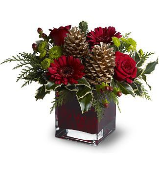Cosy Christmas Bouquet