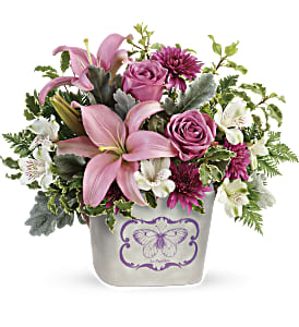 Teleflora Monarch's Garden Bouquet