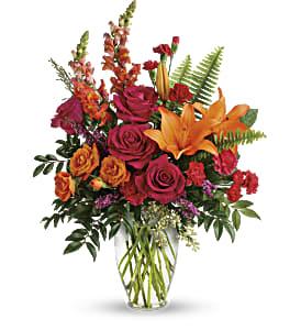 Punch of Colour Bouquet
